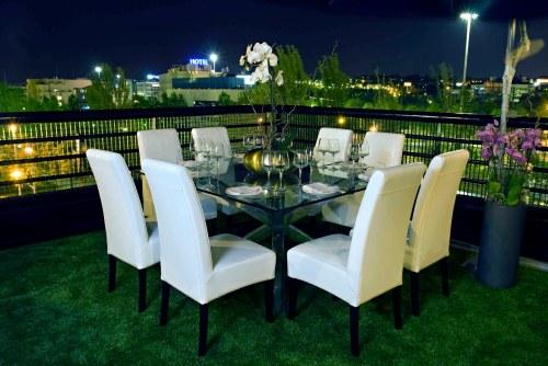 Silk terraza