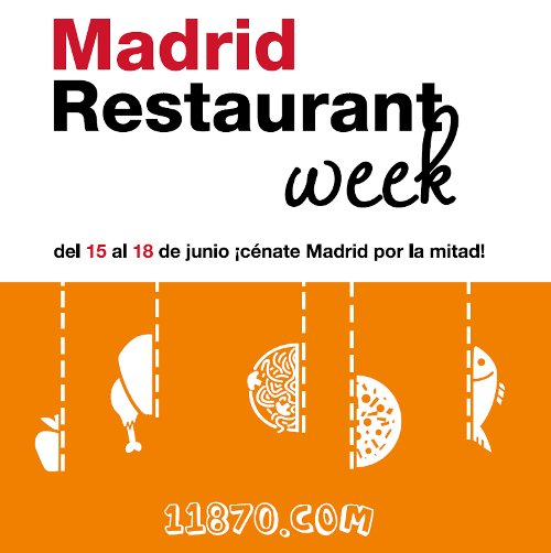 madridrestaurantweek