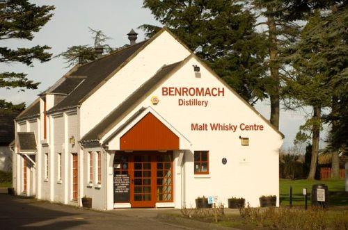 Benromach Malt Whisky Centre