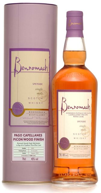 benromach picon