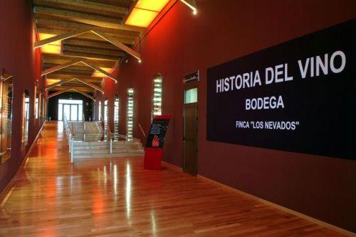 FINCA LOS NEVADOS-MUSEO DEL VINO
