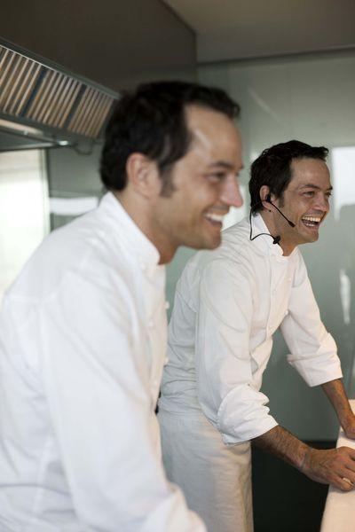 Torres en la cocina-Homenaje a La Rioja